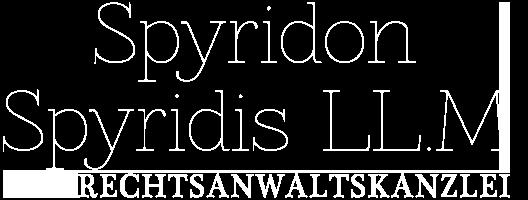 Kanzlei Spyridis Logo